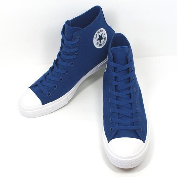 4fbb489c20a Converse Chuck Taylor All Star II - Sodalite Blue